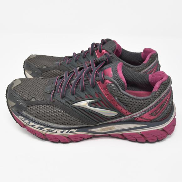 741090669e9 Brooks Shoes - Brooks Glycerin 10 Sz 9.5M Gray Running Hiking